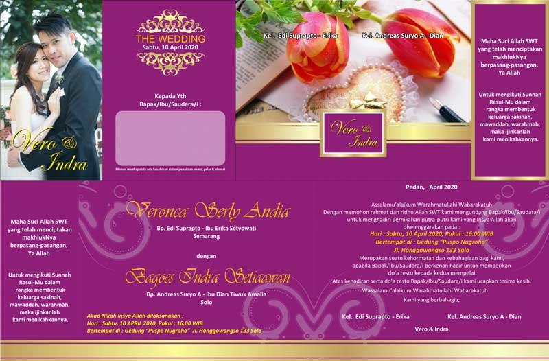 650+ Ide Desain Undangan Pernikahan Siap Edit Terbaik Download Gratis